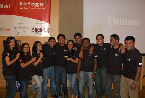 IndiBlogger Team