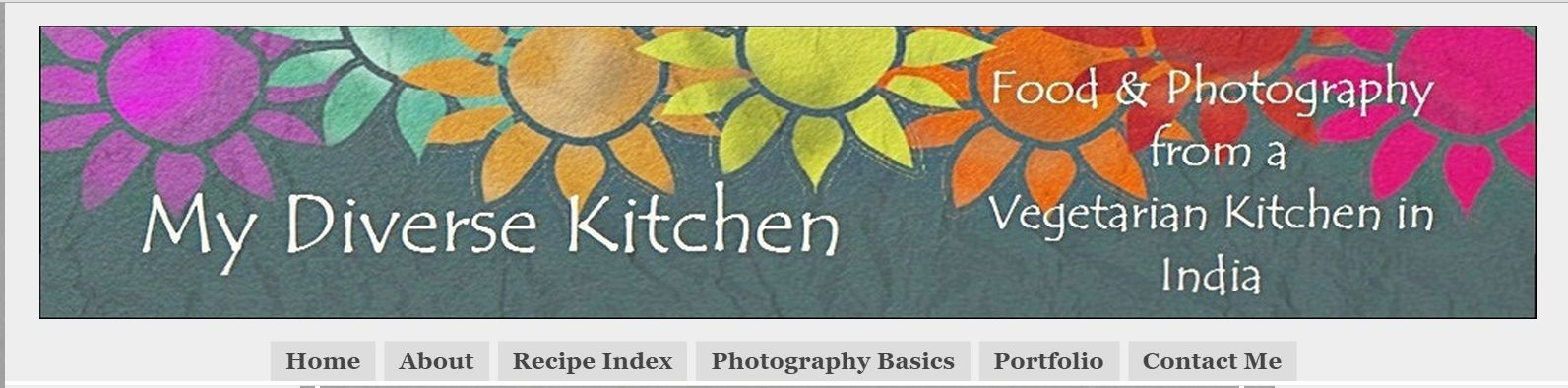 MyDiverse Kitchen